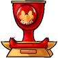 Team Red Dovu Toy Trophy