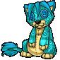 Blue Ridix Plushie