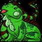 Cuddly Iguana Plushie