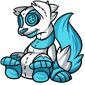 Blue Xephyr Plushie