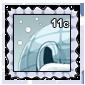 Igloo Snow Stamp