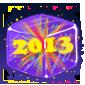 New Years Ice Cube 2013