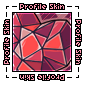 Love vs Evil Profile Skin