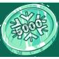 5000 IceCash Coin
