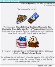 2015-09-14 Sweets Revamp