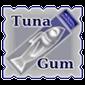 Michaels Prank Tuna Gum Inverse Stamp Before 2016 revamp