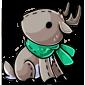 Vixen Reindeer Plushie