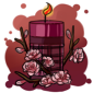Cherry Blossom Scented Candle