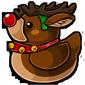Reindeer Ducky