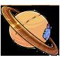 Saturn Plushie