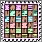 Woven Basket Stamp