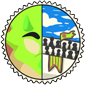 Team Green Trido Stamp