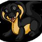 Black Cobron Plushie