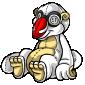 White Audril Plushie