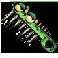 Menacing Monster Comb