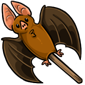 Bat on a Stick