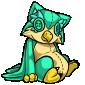 Bluegreen Ori Plushie