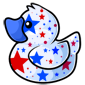 Independence Day Ducky