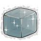 Silver Ice Cube Before 2015 revamp