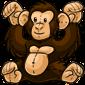 Cuddly Chimp Plushie