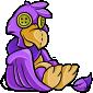 Purple Dovu Plushie