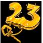 2012 Calendar Key 23