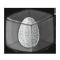 Snowdrift Jakrit Egg Ice Cube