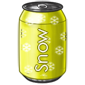 Lemon Snow Soda