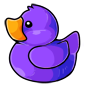 Purple Ducky