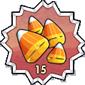 Candy Corn Stamp