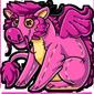Pink Novyn Plushie