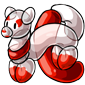Red Xephyr Balloon