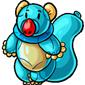 Blue Audril Balloon
