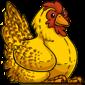 Cuddly Chicken Plushie