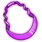 Purple Glow Necklace