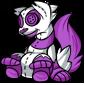 Purple Xephyr Plushie