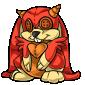 Red Jakrit Plushie