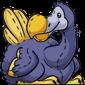 Cuddly Dodo Plushie