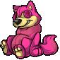 Pink Wulfer Plushie