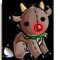Rudolph Reindeer Plushie