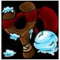 Snowball Slingshot