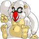 Audril White Before 2013 revamp