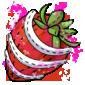 Magical Strawberry Swirl Plushie