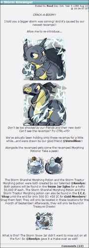 2014-08-29 Storm Revamps!