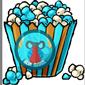 Team Blue Audril Popcorn