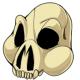 Audril Skull