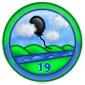 Black Balloon Stamp