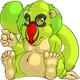 Audril Green Before 2013 revamp