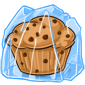 Frozen Chocolate-Chip Muffin