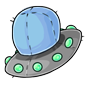 UFO Plushie